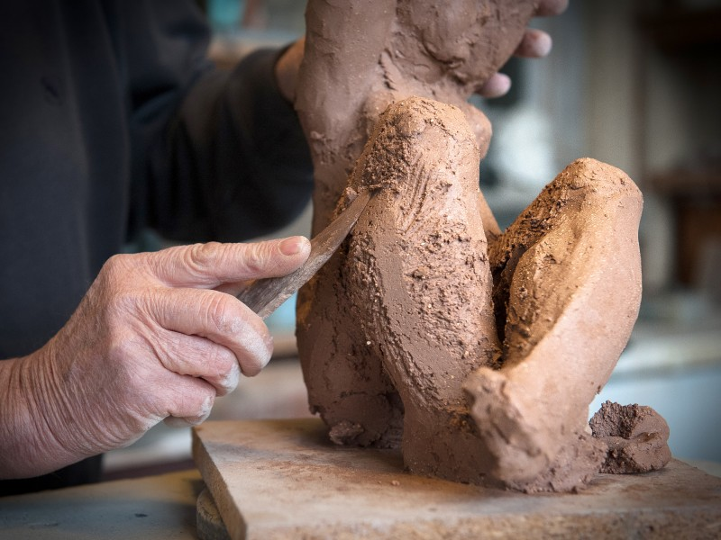 Sculpture © Robert Rayne