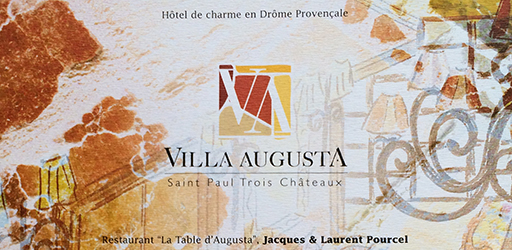 invitation villa augusta